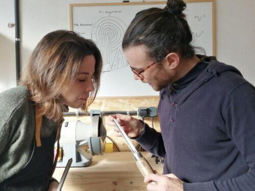 técnicas de afilado para herramientas